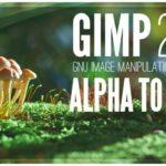 無料の画像編集ソフト GIMP